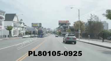 Vimeo clip HD & 4k Driving Plates Los Angeles, CA PL80105-0925