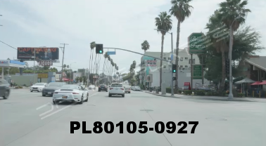 Vimeo clip HD & 4k Driving Plates Los Angeles, CA PL80105-0927