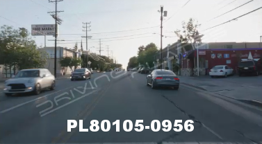 Vimeo clip HD & 4k Driving Plates Studio City, CA PL80105-0956