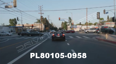 Vimeo clip HD & 4k Driving Plates Studio City, CA PL80105-0958