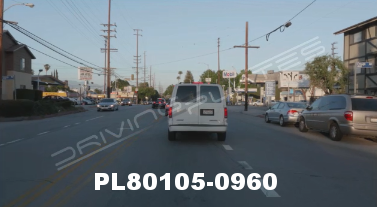 Vimeo clip HD & 4k Driving Plates Studio City, CA PL80105-0960