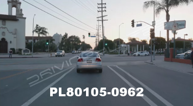 Vimeo clip HD & 4k Driving Plates Studio City, CA PL80105-0962