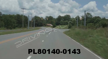 Vimeo clip HD & 4k Driving Plates Blue Ridge Hwy, SC PL80140-0143