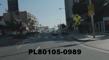 Vimeo clip HD & 4k Driving Plates Los Angeles, CA PL80105-0989