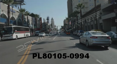 Vimeo clip HD & 4k Driving Plates Los Angeles, CA PL80105-0994