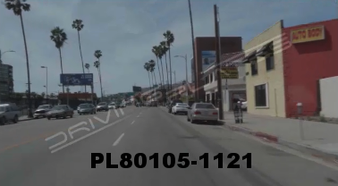 Vimeo clip HD & 4k Driving Plates Los Angeles, CA PL80105-1121