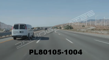 Vimeo clip HD & 4k Driving Plates Palm Springs, CA Day PL80105-1004