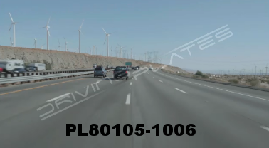 Vimeo clip HD & 4k Driving Plates Palm Springs, CA Day PL80105-1006