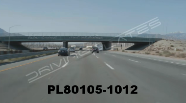 Vimeo clip HD & 4k Driving Plates Palm Springs, CA Day PL80105-1012
