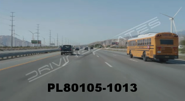 Vimeo clip HD & 4k Driving Plates Palm Springs, CA Day PL80105-1013