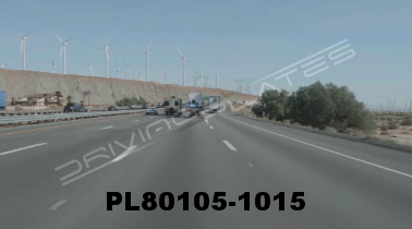 Vimeo clip HD & 4k Driving Plates Palm Springs, CA Day PL80105-1015