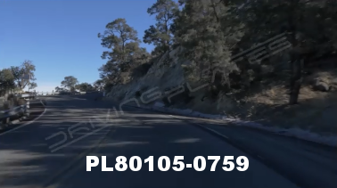 Vimeo clip HD & 4k Driving Plates Big Bear, CA PL80105-0759