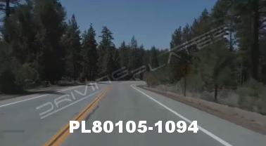 Vimeo clip HD & 4k Driving Plates Big Bear, CA PL80105-1094
