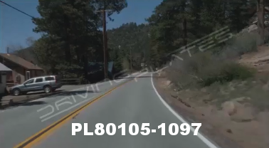 Vimeo clip HD & 4k Driving Plates Big Bear, CA PL80105-1097