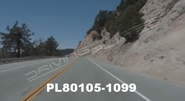 Vimeo clip HD & 4k Driving Plates Big Bear, CA PL80105-1099