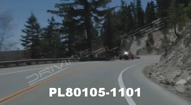 Vimeo clip HD & 4k Driving Plates Big Bear, CA PL80105-1101