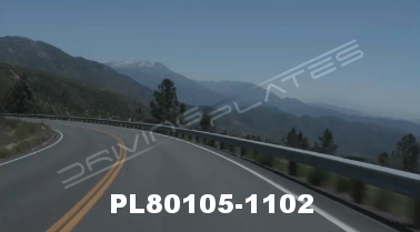 Vimeo clip HD & 4k Driving Plates Big Bear, CA PL80105-1102
