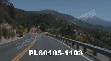 Vimeo clip HD & 4k Driving Plates Big Bear, CA PL80105-1103