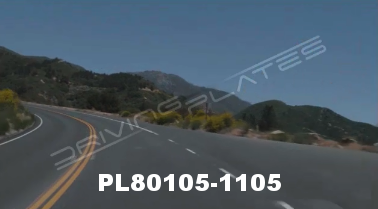 Vimeo clip HD & 4k Driving Plates Big Bear, CA PL80105-1105