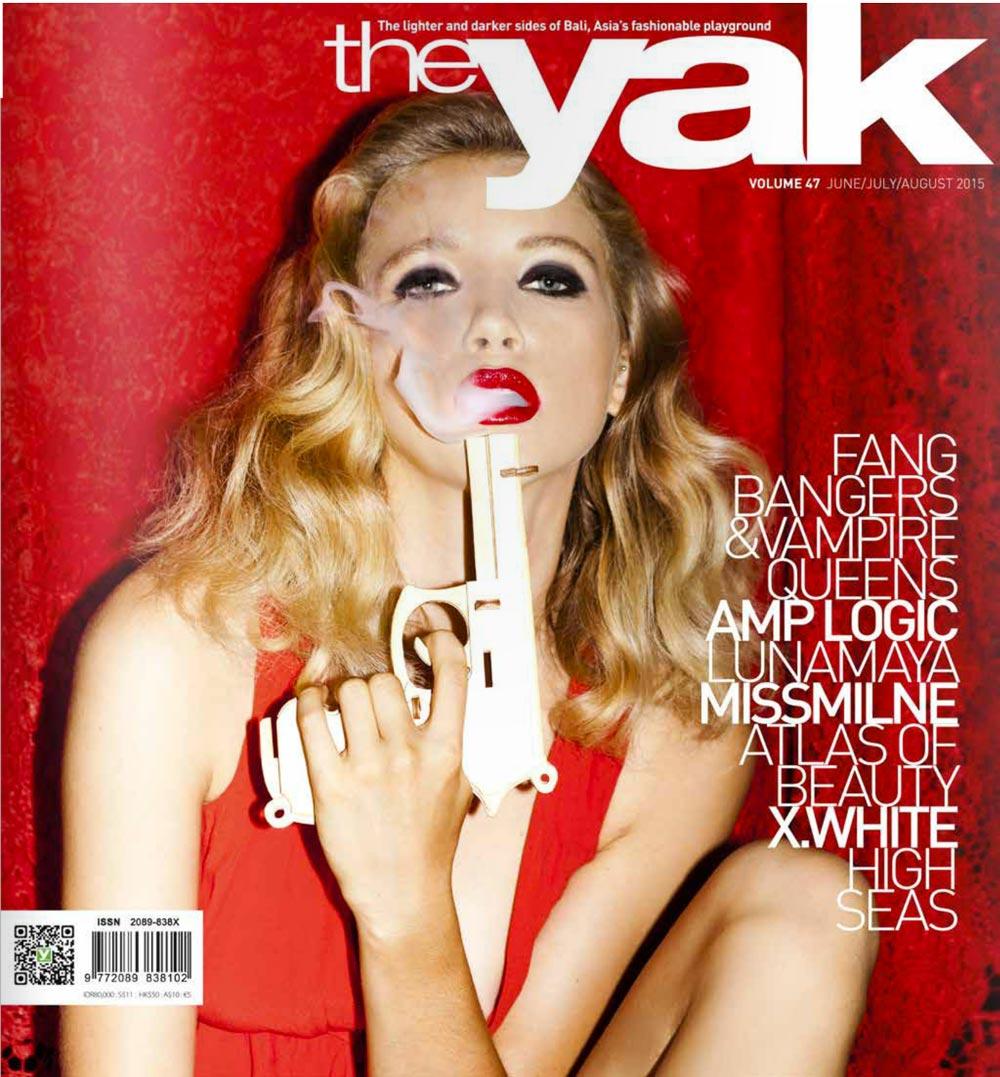 The Yak Magazine, Vol 47, Jun/Jul/Aug 2015