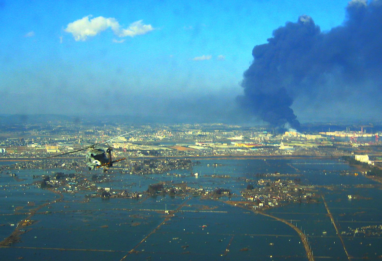 11:e mars, 2011. Jordskalv, tsunami och tre härdsmältor. Lite väl mycket på en gång, kan man tycka.