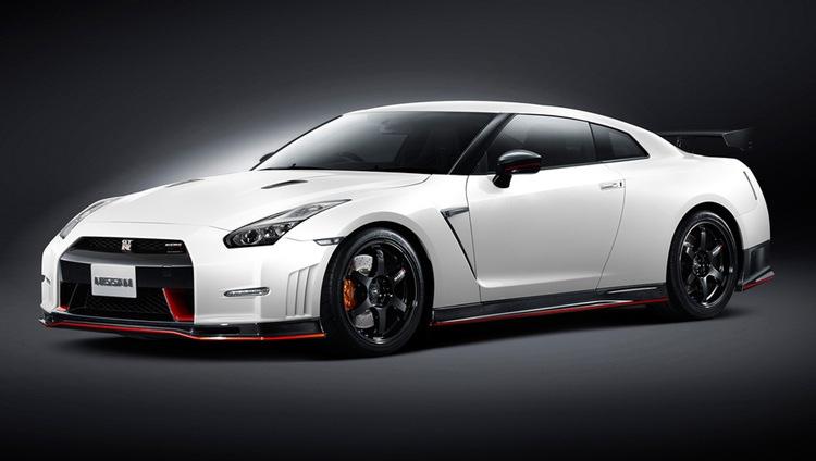 Nissan GT-R Nismo... en av världens snabbaste bilar för en i sammanhanget liten peng.