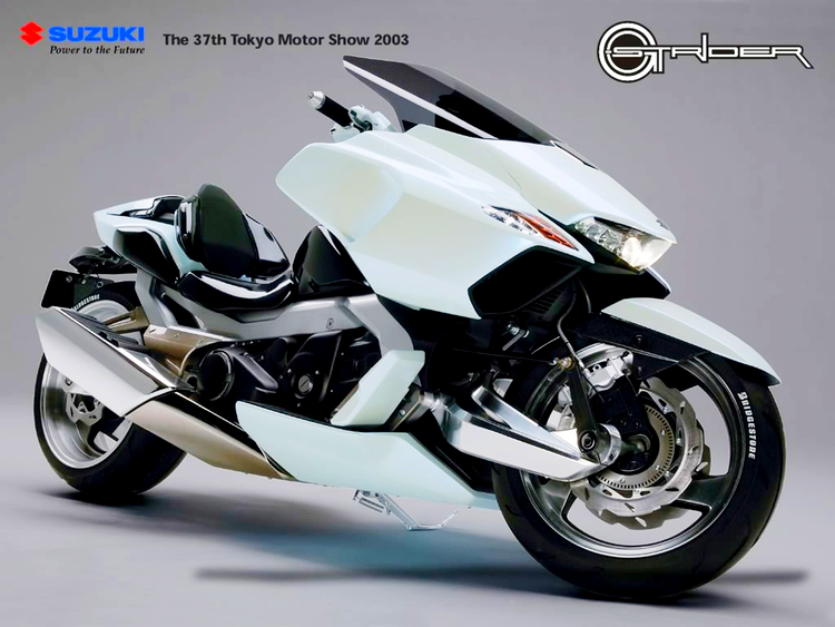 Foto: Suzuki Motors