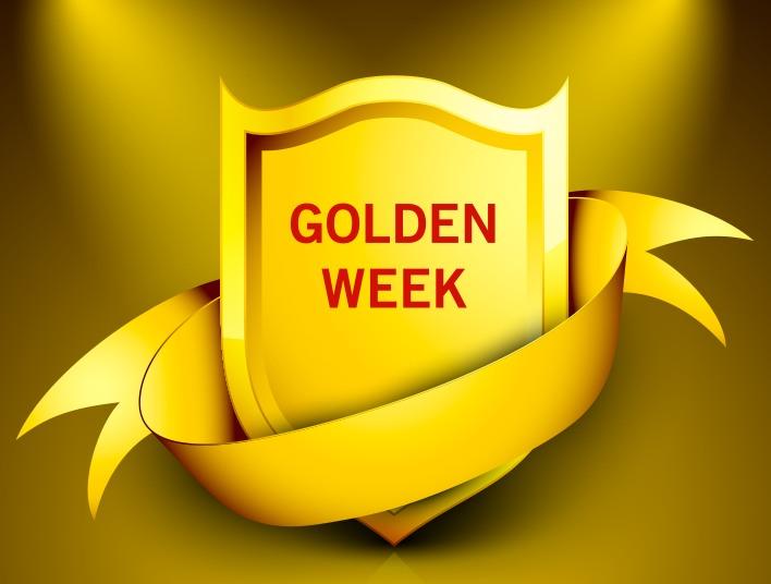 En hel veckas ledighet! Klart att det känns som en gyllene tid!