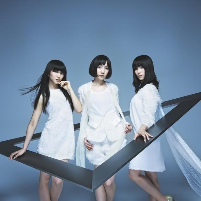 Populära tjejtrion Perfume släpper alltid LP-skivor parallellt med CD.