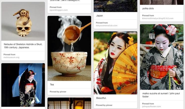 Kolla in vår samling med fantastiska bilder från Japan på Pinterest!