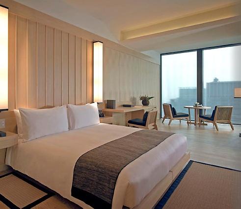 Sparsmakat elegant hela vägen.  Foto: Aman Resorts