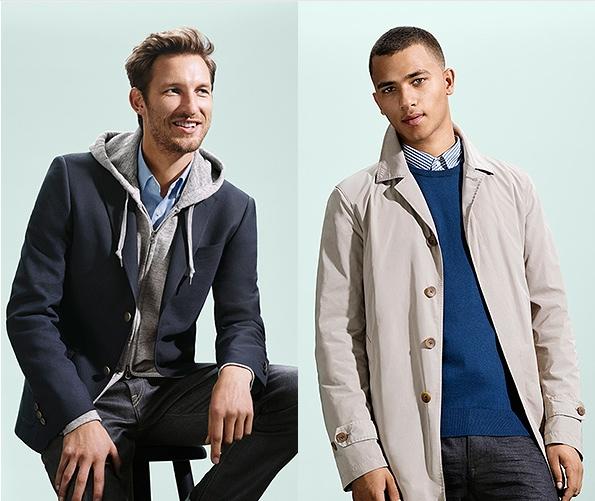 Det har blivit lättare att hitta kläder i västerländska vuxenstorlekar. Här herrkläder från Uniqlo.