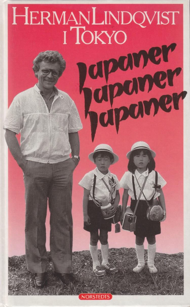 Herman Lindqvist var korrespondent för Sveriges Radio i Tokyo i början av 80-talet. Denna samling kåserier kom 1984.