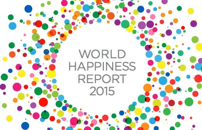 Vi är relativt lyckliga i Sverige;mindre så i Japan, även om man är i den övre tredjedelen.