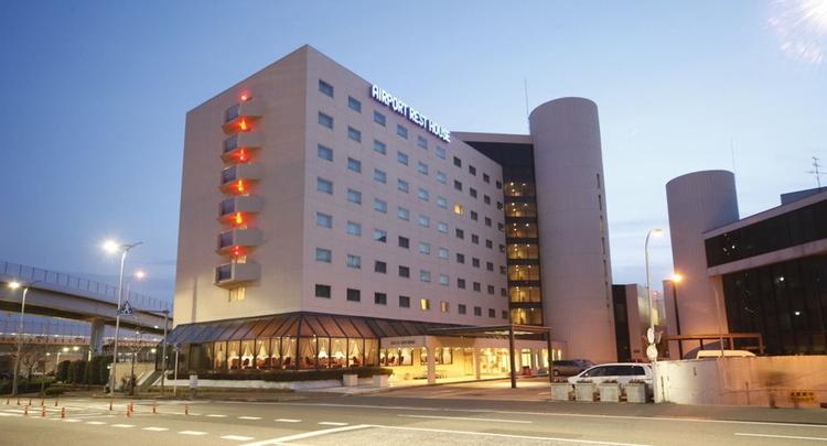 Narita Airport Rest House är det enklaste alternativet om man vill ha ett normalt hotellrum ute på Narita.  Foto: Hotels.com