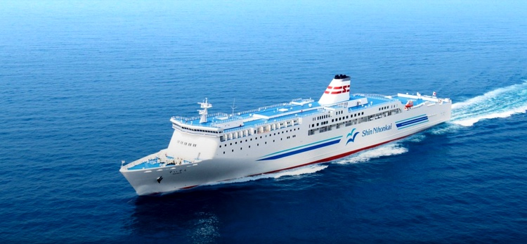 Foto:Shin Nihonkai Ferry Co., Ltd