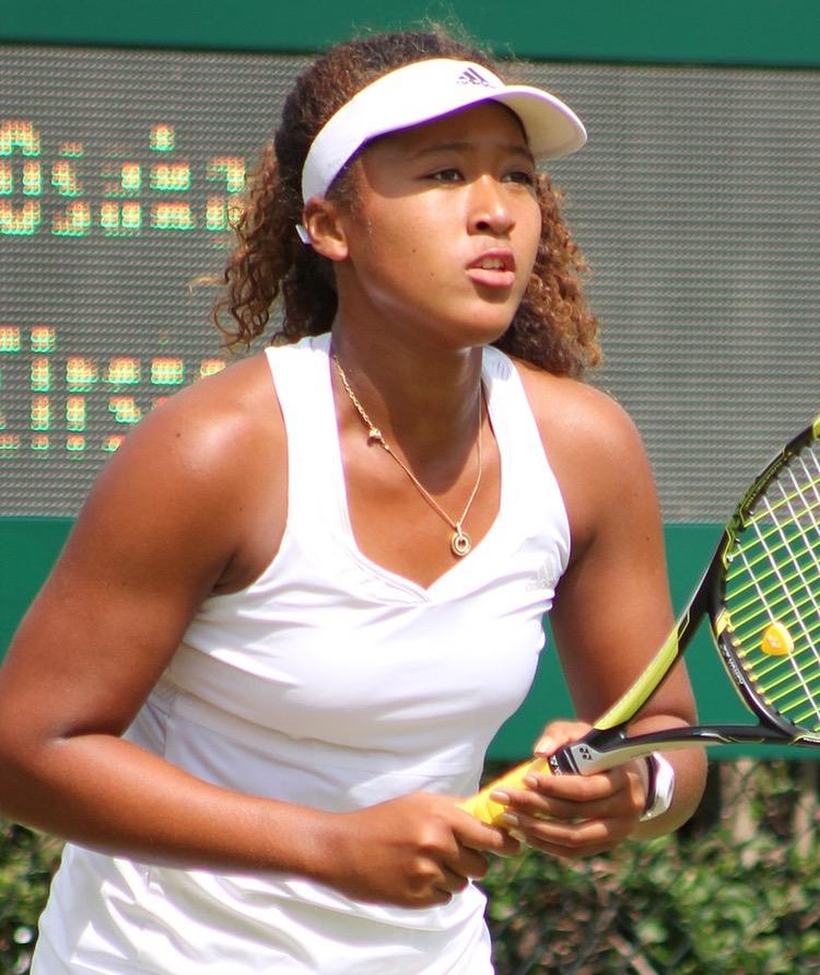 Naomi Osaka är ett av flera exempel på att japaner av blandad härkomst accepteras inom allt fler områden i Japan.  Foto: si.robi - Creative Commons license