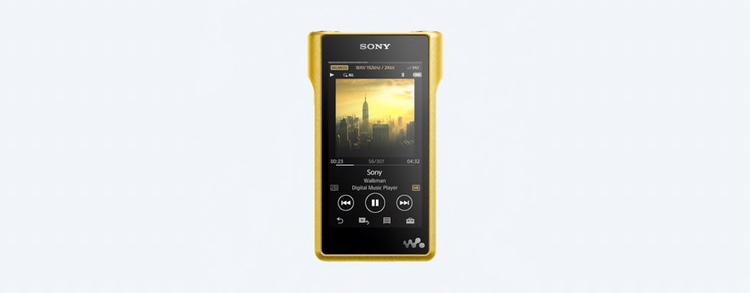Detta är dagens mest avancerade Walkman med högupplöst ljud. Tyvärr till ett fantastiskt pris: $3,999.