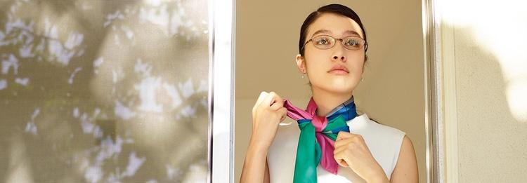Jins är en av de största optikerkedjorna i Japan.  Foto: Jins