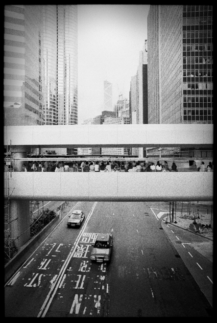 Afternoon Off in Hong Kong - Hong Kong 1997