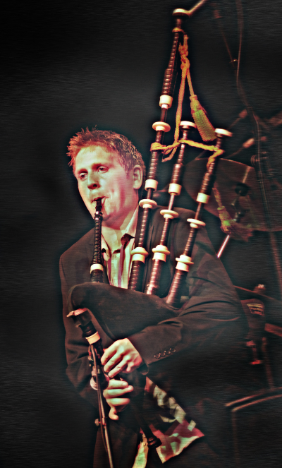 Lorne MacDougall, Piping Live, Glasgow, 2012