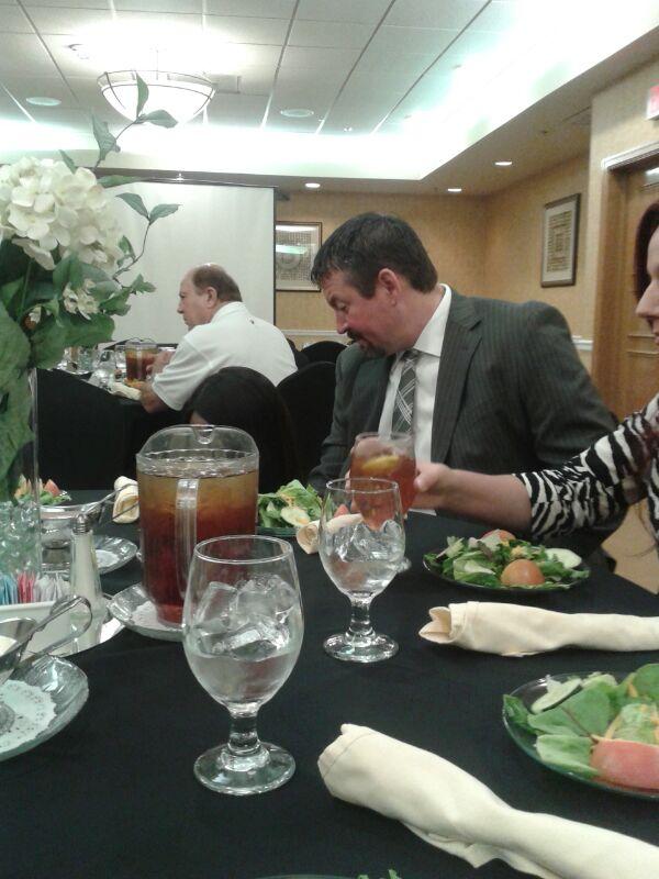 Shareholders Luncheon