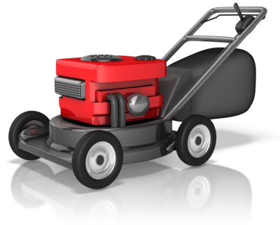 Sales Page For Conquest Lawnmowers