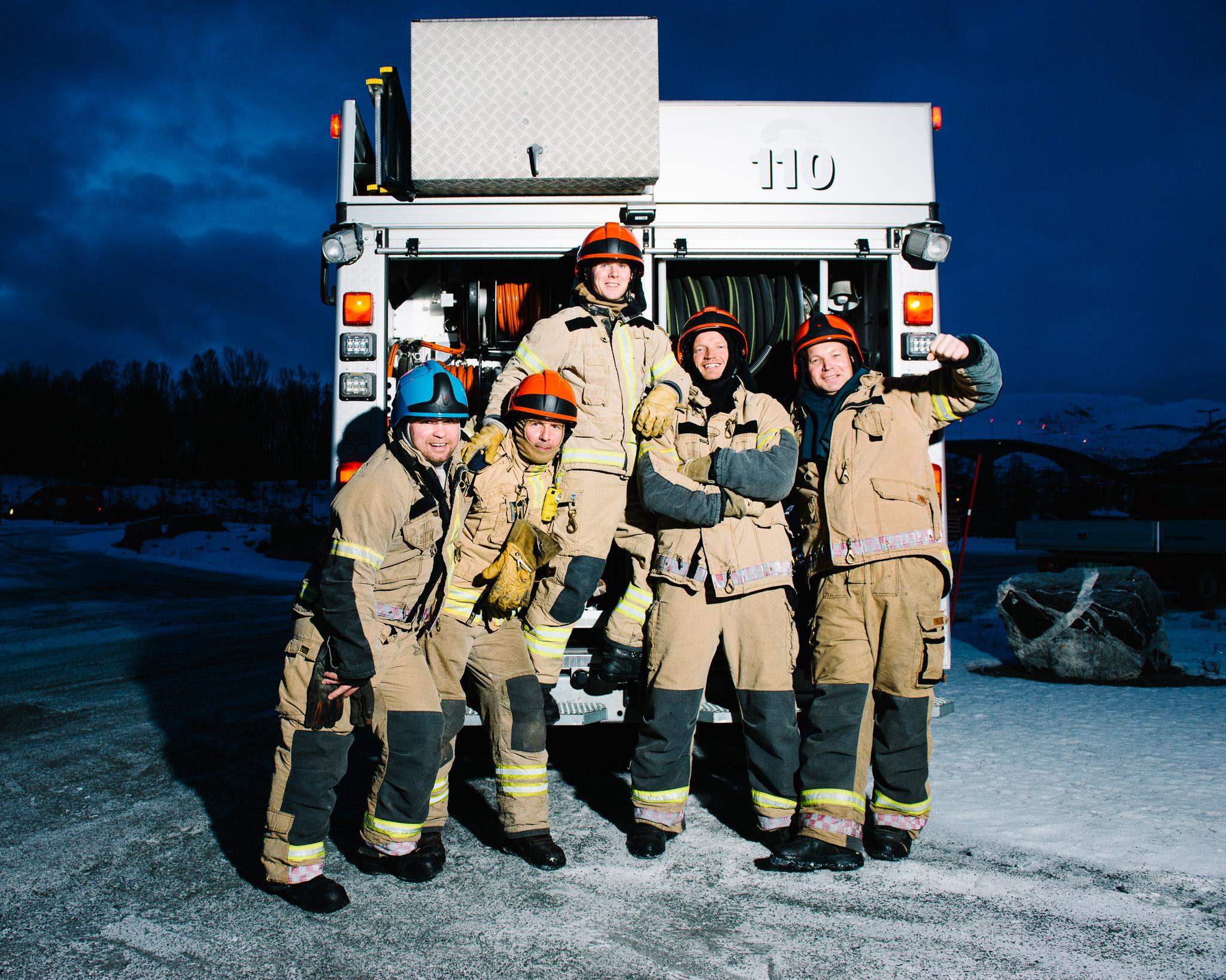 Firefighters - Tromsø Kommune