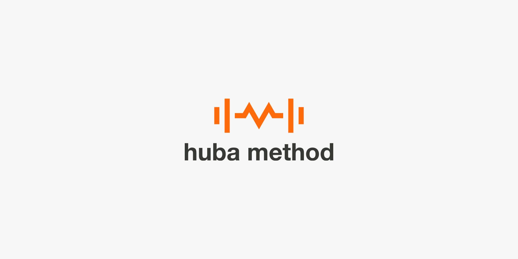 huba-method-logo-design-01