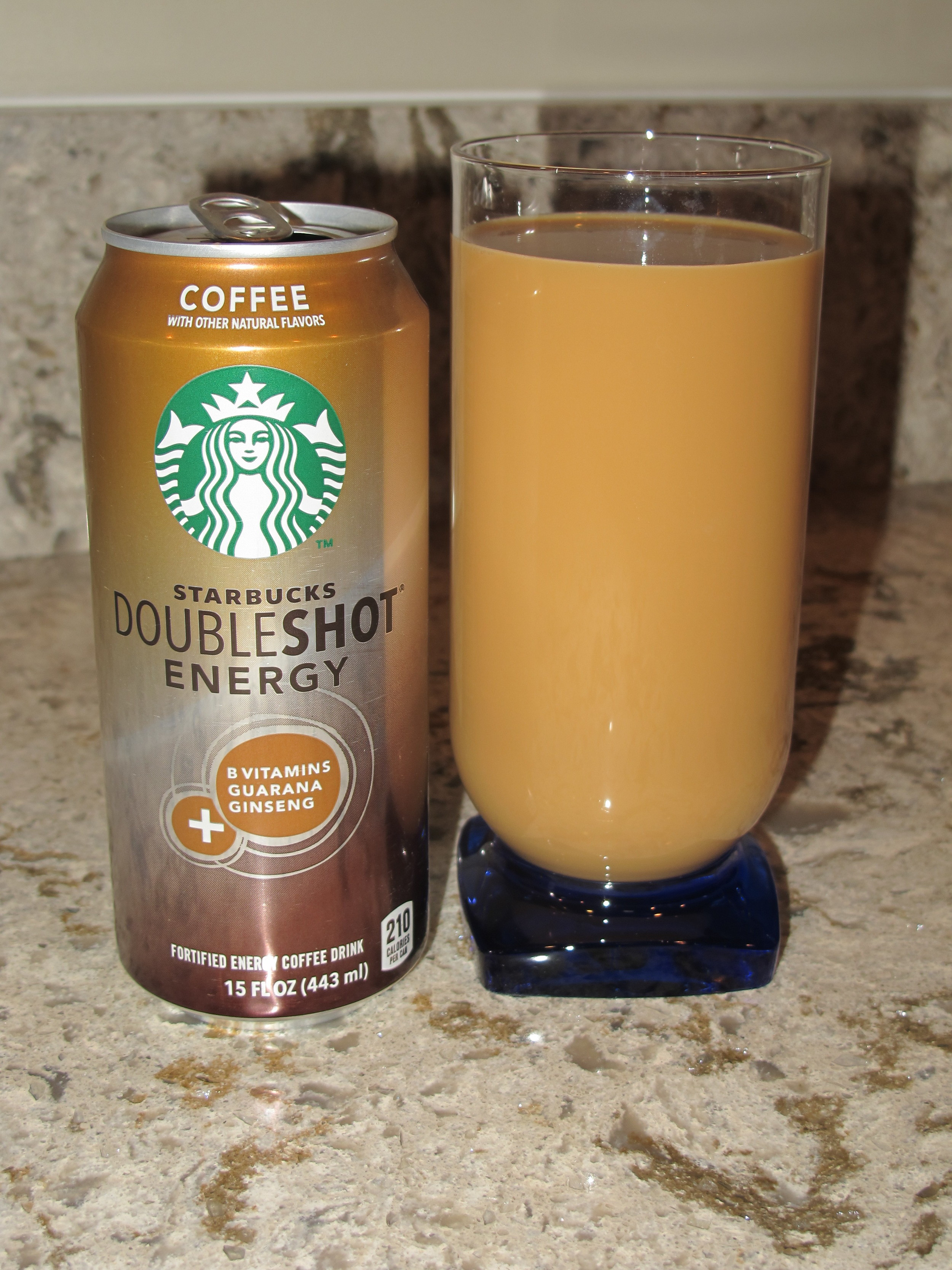 Canned Coffee 2 Starbucks Doubleshot Coffee The Search