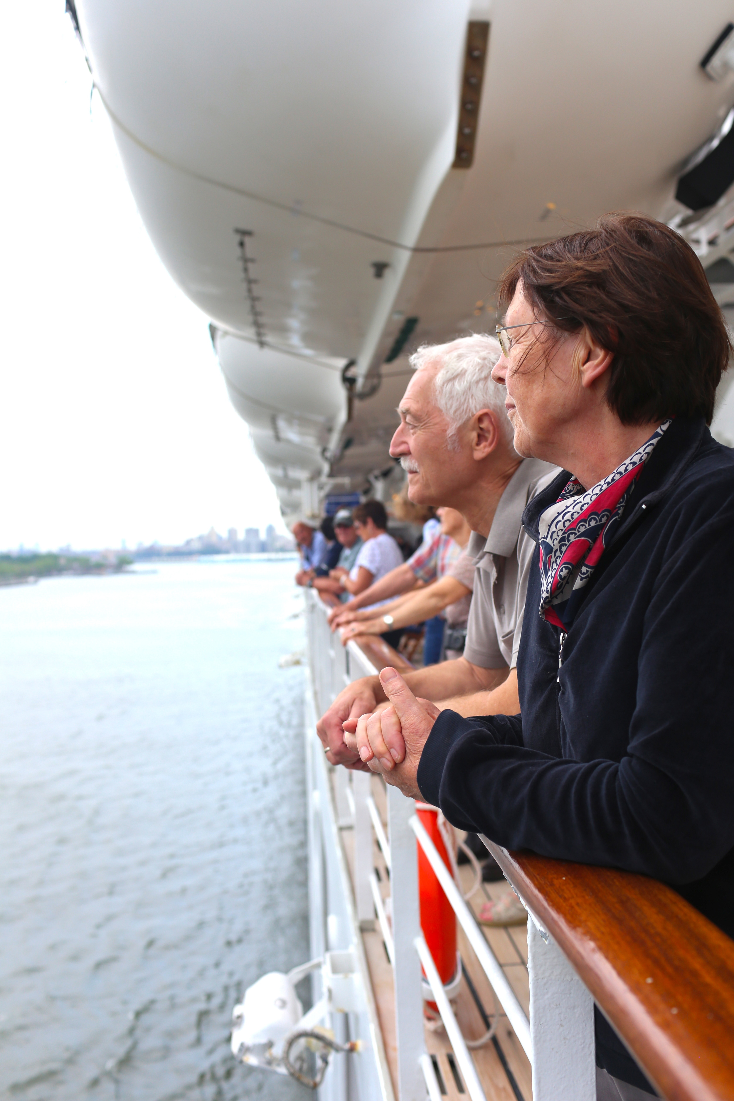 I began to understand how family dynamic is important for development as I watched my demeanor soften around the individuals on the ship. Feeling surrounded by people who I would consider my elders, a sense of humility and observation came over me like it has never been living at home. With no sense of pretense, the majority of the shipboard (who were older couples) didn't care about comparison, or competition. You can imagine the difference in energy when compared to standard city life! Certainly there was a lot of healing wisdom to gain from.