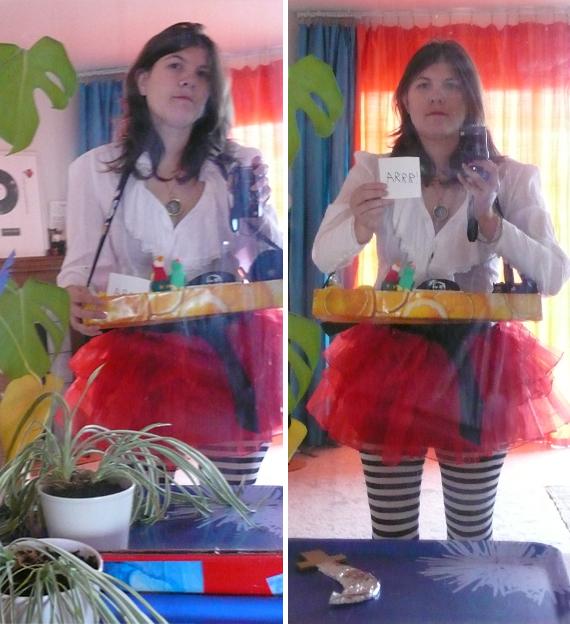 2010 selfies. Pirate Supply Girl