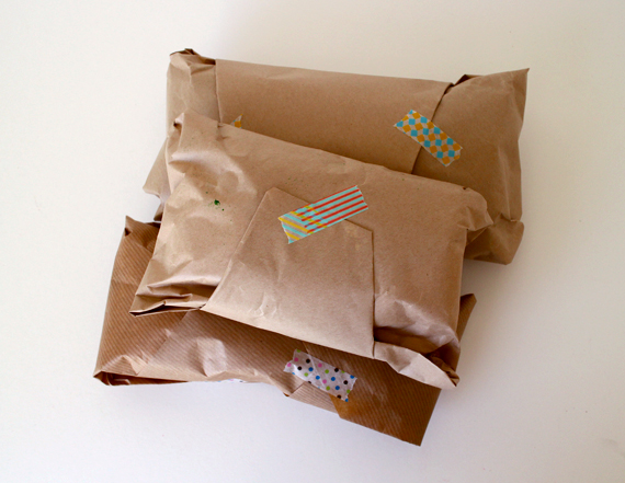 Image result for brown paper sandwich