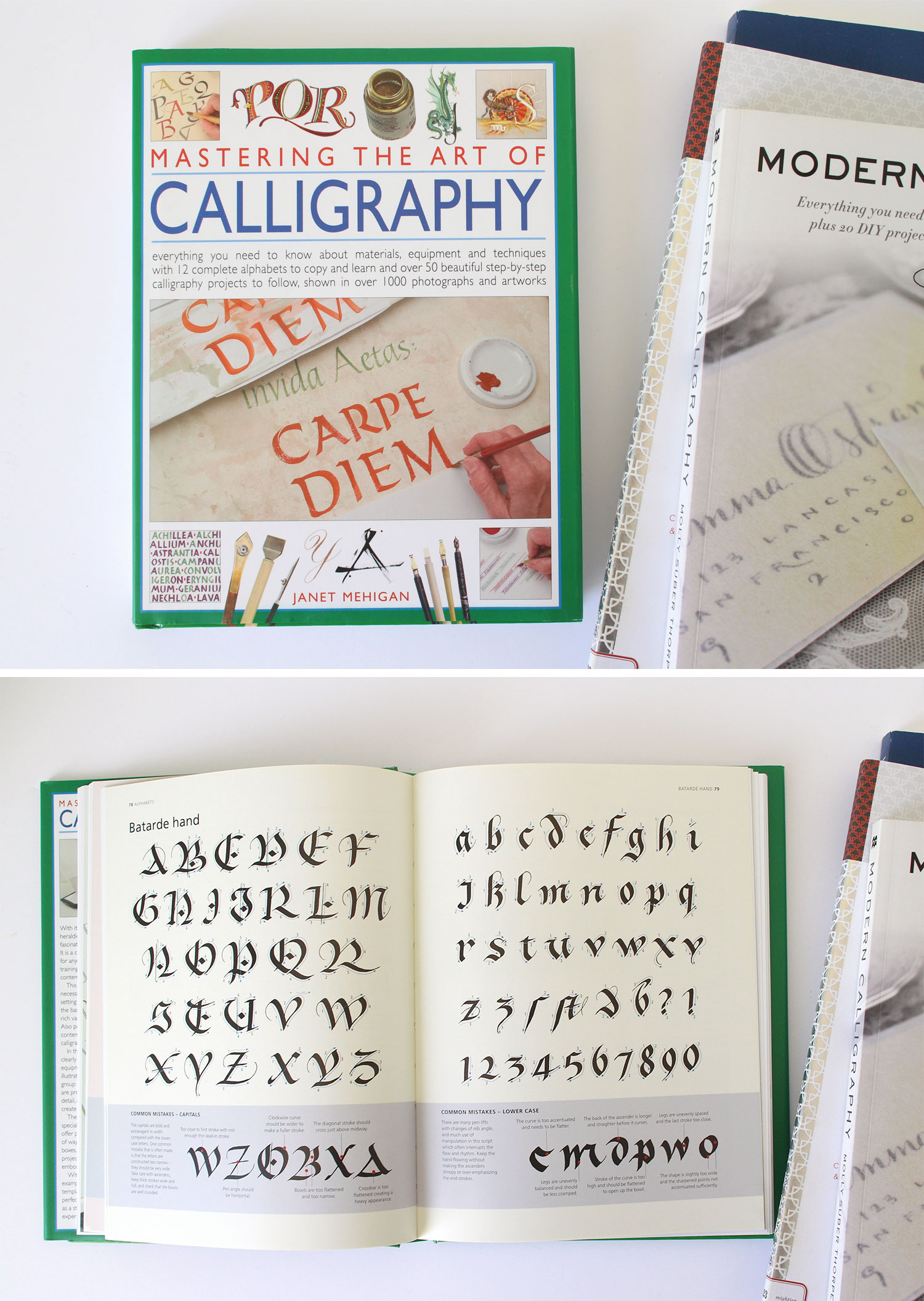 Purchase: Mastering the Art of Calligraphy